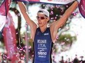 Triathlon: Alessia Orla Giulio Molinari Piemonte triathlon sorride