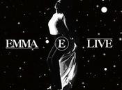 "oggi pre-order LIVE"", l'album live EMMA uscita l'11 novembre!"