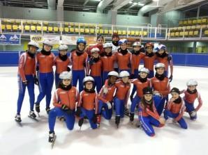 short track - ice team torino