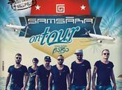 Samsara Beach Gallipoli Tour: 25/10 Latina, 7/11 Firenze, 15/11 Taranto