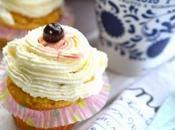 Cupcake chantilly cocco amarena