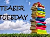 Teaser tuesdays #48: dark heaven. carezza dell'angelo bianca leoni capello