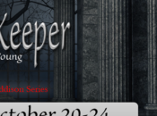 Blog Tour: Crypt Keeper K.A. Young