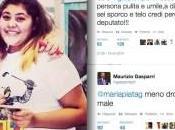 """invita staff Gasparri insegnare proprio assistito """"buone maniere"""" social network"""