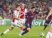 Barcellona-Ajax 3-1: brivido finale, Messi-Neymar continuano segnare