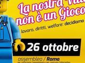 Jobs Act: nostra vita gioco! Roma Assemblea Nazionale.