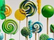 sguardo alcune novità Android Lollipop
