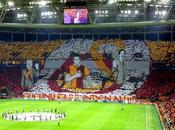 (VIDEO)Coreografia Galatasaray-Borussia Dortmund 22.10.2014