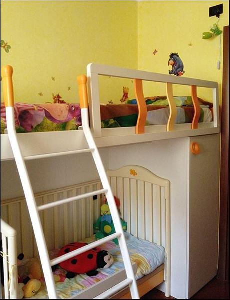 Fare la nanna in un letto nuovo paperblog - Lettino attaccato al letto ...