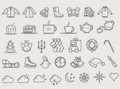 icone tema l'inverno