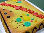 Torta Compleanno Japanese Roll Cake