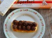 eclair crema torrone mousse cioccolato