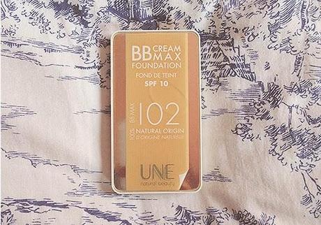 Une BB Cream Max Foundation