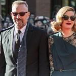 Kevin Costner a Roma