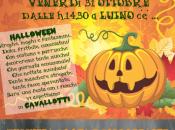 "Luino, ""Halloween Cavallotti"" laboratori bambini, musica, zucche fantasmi"