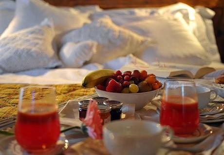 Buon sabato mattina paperblog - Colazione al letto ...