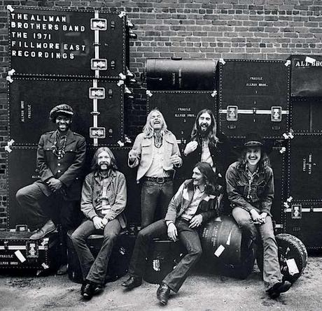 ALLMAN BROTHERS BAND THE 1971 FILLMORE EAST RECORDINGS