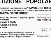 Parte petizione Popolare Coop. Vittorio