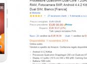 Motorola Moto (Dual SIM) offerta Amazon.it