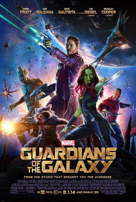 Recensione: Guardiani della Galassia