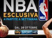 Basket NBA, Sport esclusiva stagione 2014/2015