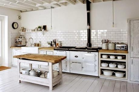 Stile e personalit in cucina paperblog for Lavoro arredatore d interni