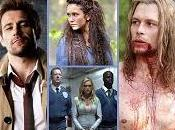 SPOILER Affair, Glee, Girl, 100, Jane Virgin, Arrow, Originals, Constantine True Detective