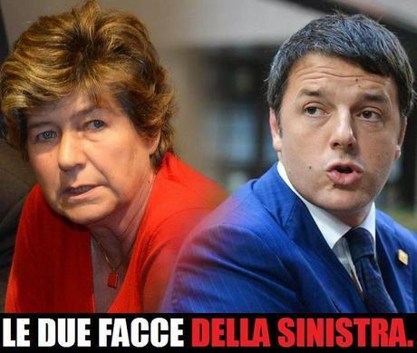 Cgil e vecchi Pci ai ferri corti con Renzi, ma nessuna scissione!
