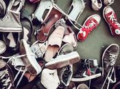 Scarpe bricolage: mettere ordine casa