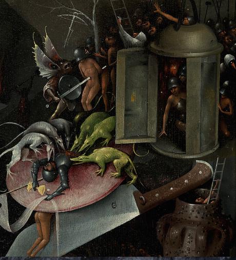 Hieronymus Bosch Il Giardino Delle Delizie Paperblog