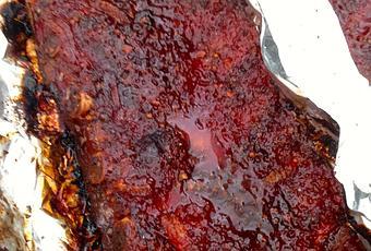 Costolette di maiale caramellate con salsa bbq paperblog - Maiale sul divano ...