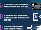 "Ubisoft lancia l'applicazione ""Just Dance 2015 Motion Controller"" Notizia"