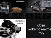 Honda Mercedes depistaggio rendering