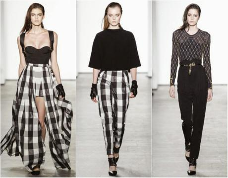 F/W 2014-15 fashion trends: geometric patterns