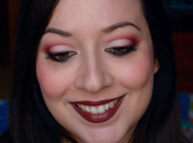 Trucco rosso labbra scure: Ember Conspiracy Neve Cosmetics