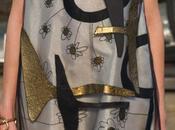 Stampe, patterns effetti superficie: bellissimi dettagli dalla settimana della moda milano (moda donna primavera/estate 2015)