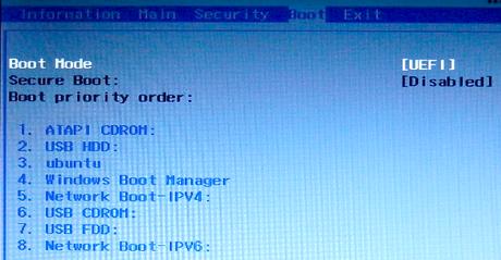 Guida alle caratteristiche della tecnologia UEFI (sostituta del BIOS nei computer recenti).