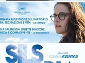 """""""Sils Maria"""": trama, trailer poster film Juliette Binoche Kristen Stewart"""