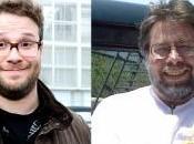 Nuovo casting biopic Steve Jobs: Seth Rogen sarà Wozniak