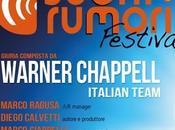 Suoni Rumori Festival 2014. Iscrizioni aperte fino novembre.