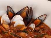 zuppa pesce, tavola viaggia