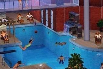 The sims 4 le piscine stanno arrivando paperblog for Sims 4 piscine a debordement