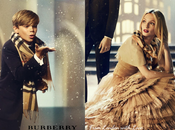 "BURBERRY ""From London with Love"" nuova campagna Festive"