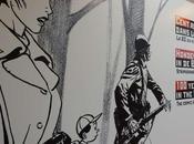 Cent dans Balkans: résistance: fumetti dell'Ex-Jugoslavia sbarcano Bruxelles