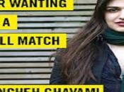 Senza Parole: Ghoncheh Ghavami langue carcere, Teheran ospiterà giochi asiatici pallavolo 2015. Vergogna!