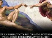 L'arte grande schermo: Musei Vaticani meravigliosamente