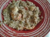 Cucina: ricetta giorno, Risotto zucchine gamberi