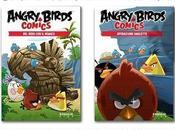 "Edizioni presenta ""Angry Birds Comics"""