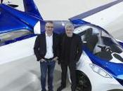 Presentata Vienna AeroMobil 3.0, ecco l'auto volante futuro