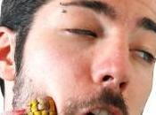 VERSI Nicolas Alejandro Cunial. Pillole carne cruda